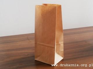 torebki papierowe bez uszu