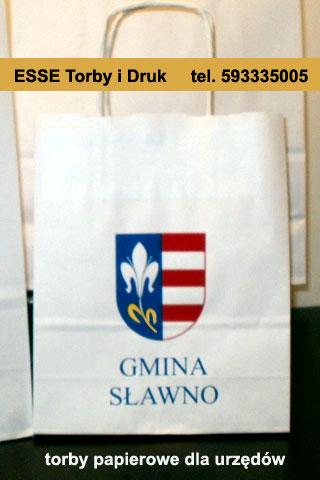 torby papierowe dla urzędu