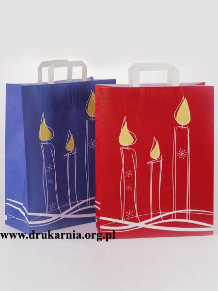 torby świąteczne
