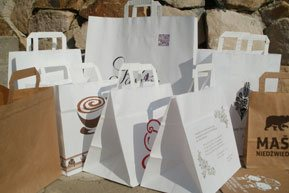 torby papierowe z logo